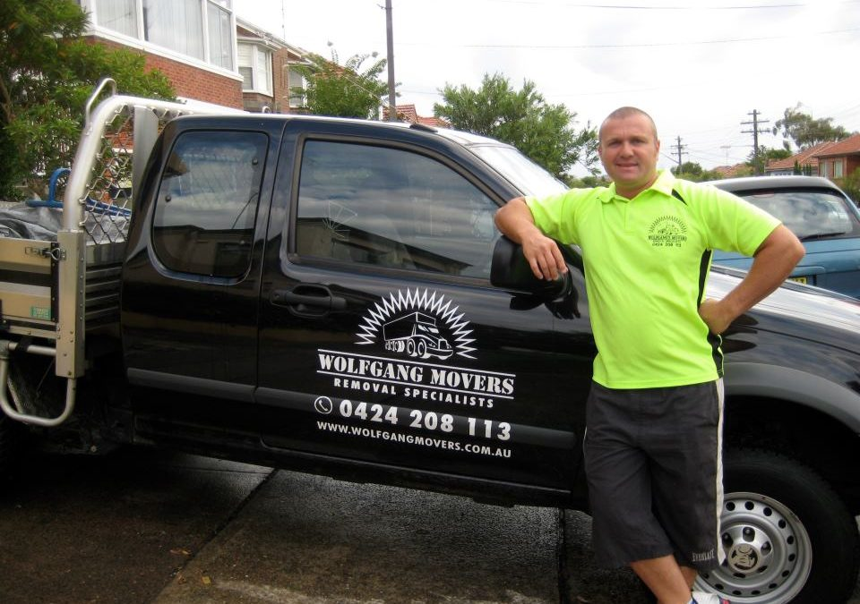 Big or Small Removal Job? Wolfgang's Movers can be Helpfull