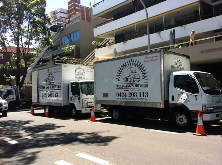 local Removals Interstate